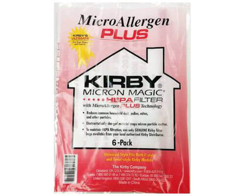 sacchetti kirby  Gruppo Kirby - Sacchetti Kirby Plus